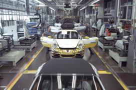 Ook Porsche voelt gevolgen crisis