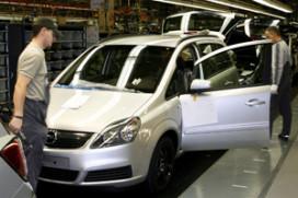 Loonsverlaging bij Opel