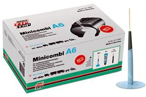 Snellere bandreparatie met nieuwe Minicombi
