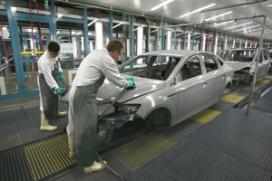 Ford Genk legt productie tijdelijk stil