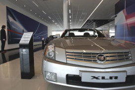 'Kroymans stopt met Cadillac-import