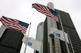 15 miljard voor GM, Chrysler en Ford
