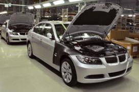 BMW sluit productieverlaging in 2009 niet uit