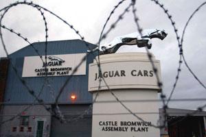 'Voorlopig geen steun Britse autosector