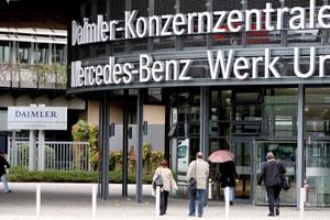 Daimler houdt vast aan miljardeninvesteringen