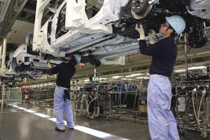 Toyota legt binnenlandse productie 11 dagen stil