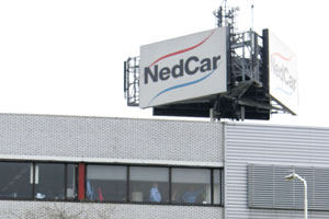 Werktijdverkorting bij NedCar