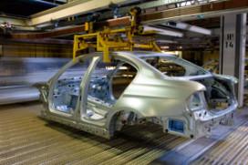 Werktijdverkorting in fabrieken BMW