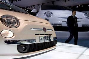 Fiat verwacht sterke verkoopdaling in 2009