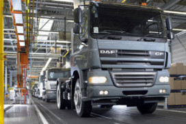 DAF wil 100 miljoen euro besparen