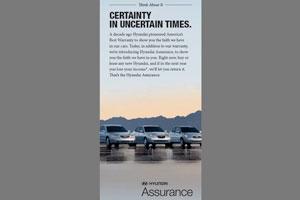 Hyundai neemt auto werkloze Amerikanen terug
