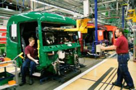 Sterke winstval Scania