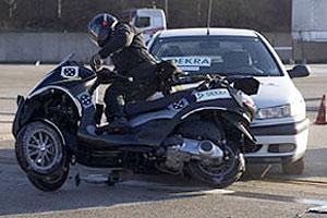 Europees onderzoek naar veilig(er) motorrijden
