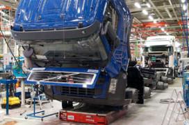 Volvo Trucks ontvangt nauwelijks orders meer