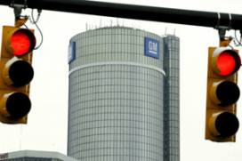 'Faillissement of extra krediet voor General Motors