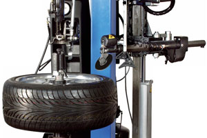 Monty Universal bandenwisselaar voor moeilijke wielen