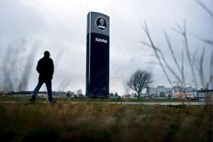 Saab vraagt surseance aan