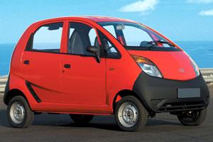 Verovert de Tata Nano ook Europa?