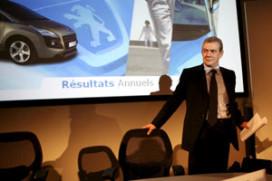 Topman PSA Peugeot Citroen ontslagen