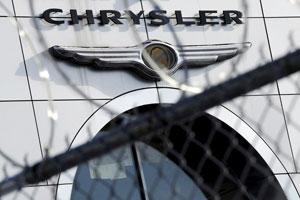 Banken sturen aan op faillissement Chrysler