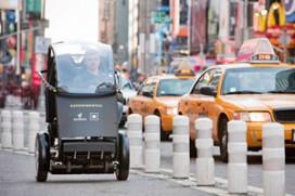 GM en Segway ontwikkelen 'stadsautootje