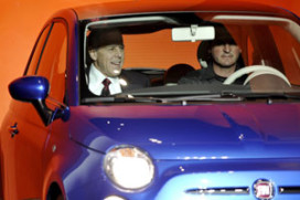 GM en Chrysler bescheiden op autoshow New York