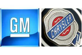 Hard oordeel over GM en Chrysler