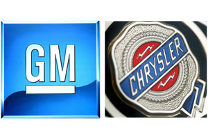 Hard oordeel over GM en Chrysler