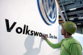 'Volkswagen haalt Toyota in