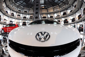 Scherpe winstdaling Volkswagen