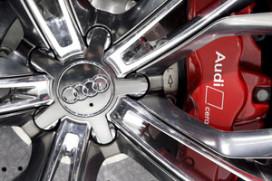 Audi ontsnapt niet aan recessie