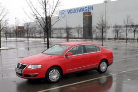 Volkswagen in de rode cijfers