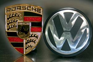 Porsche en Volkswagen willen fuseren