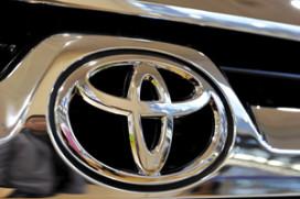 Toyota voorziet groot verlies
