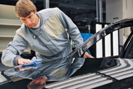BMW voert productie op