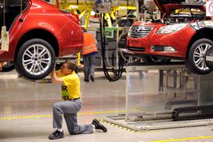 'Magna favoriet in strijd om Opel
