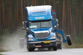 WABCO elektronica beschermt trailer