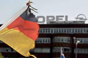 Chinezen melden zich officieel voor Opel