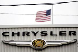 Verkoop Chrysler uitgesteld