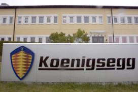 Koenigsegg koopt Saab van General Motors