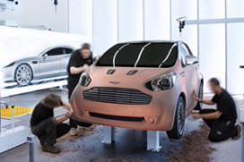 Aston Martin gaat kleine Toyota's verkopen