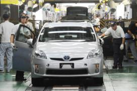 Toyota voorziet kleiner verlies