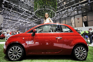 'Chrysler gaat Fiat 500 bouwen in Mexico