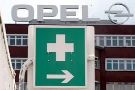 Duitsland bereid Opel alleen te ondersteunen