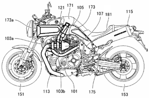 Dieselmotorfiets van Yamaha?