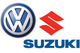 Volkswagen geïnteresseerd in Suzuki