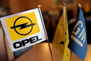 'GM overweegt af te zien van verkoop Opel