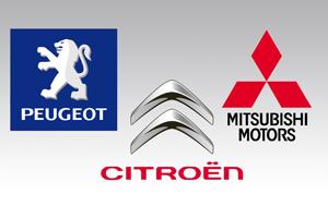 'Peugeot Citroën overweegt alliantie met Mitsubishi
