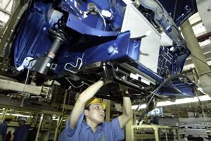 Ford denkt in 2011 weer winstgevend te zijn