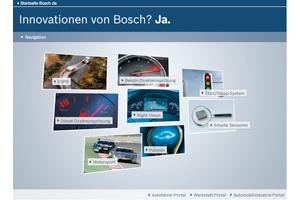 Bosch informeert over autotechnische innovaties